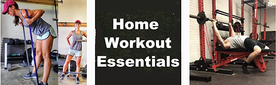 resistance bands for home workout