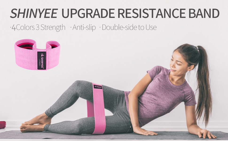 Resistance Booty Band Hip workout bands
