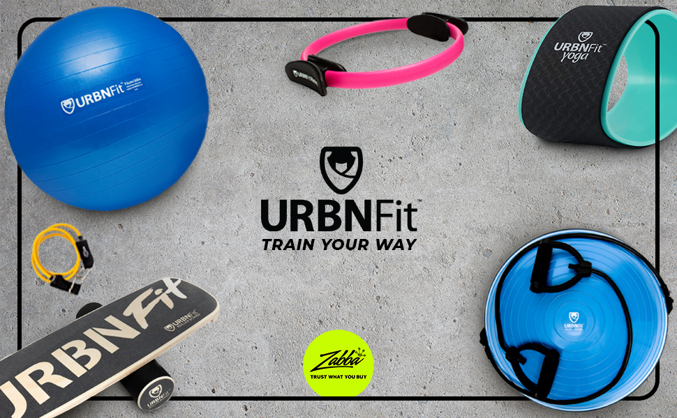 URBNFit Workout Exercise Equipment