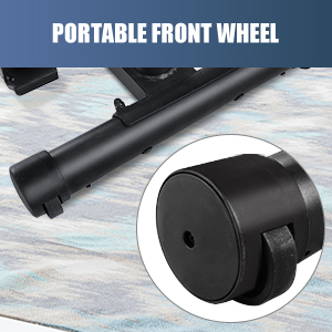 portable front wheel