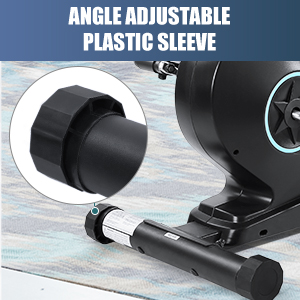 angle adjustable plastic sleeve