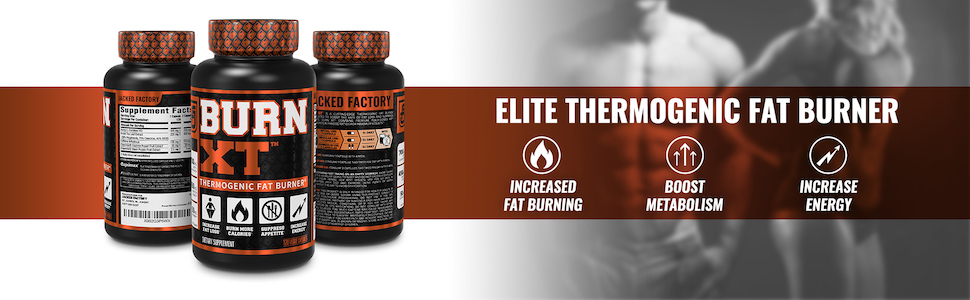 Burn-XT - Elite Thermogenic Fat Burner
