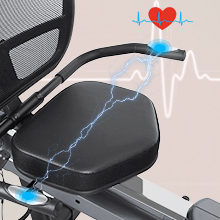 MaxKare in-home recumbent stationary bike