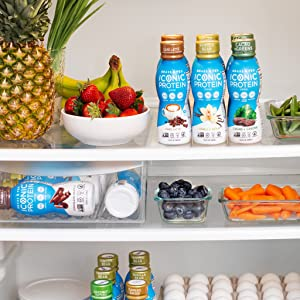 convenient ready to drink grab and go healthy snack breakfast for kids for women pre workout post