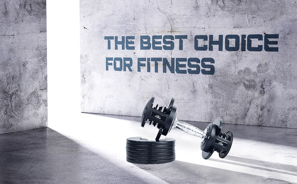best choice of fitness