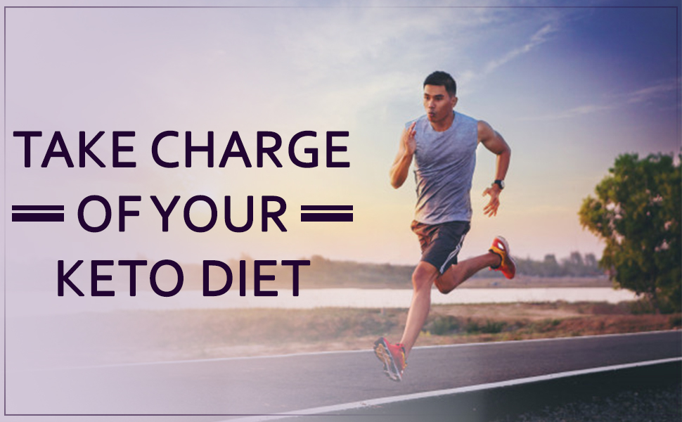 Take charge of your health with our Keto BHB supplement