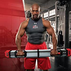 ron williams fitness iron chest master pushup system