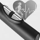Heart Rate and Safety handles
